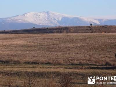 Senderismo Segovia - Riberas de los ríos Pirón y Viejo; chorro de navafria; bosques de finlandia